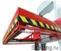 Автоматическая стреппинг машина ТР-703Н - устройство безопасности