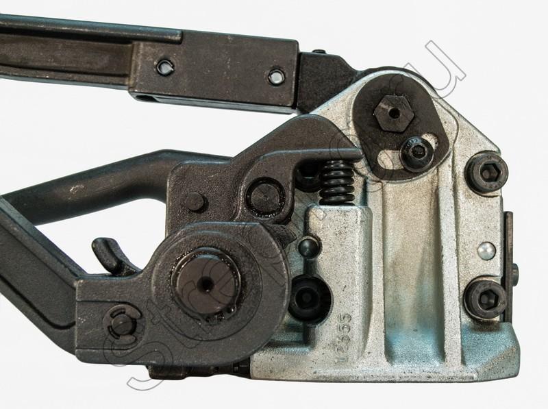 Машинка для упаковки металлической лентой MUL-20 (МУЛ-20)