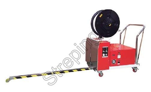 Полуавтоматическая стреппинг машина ТР-502MV Genesis Verti