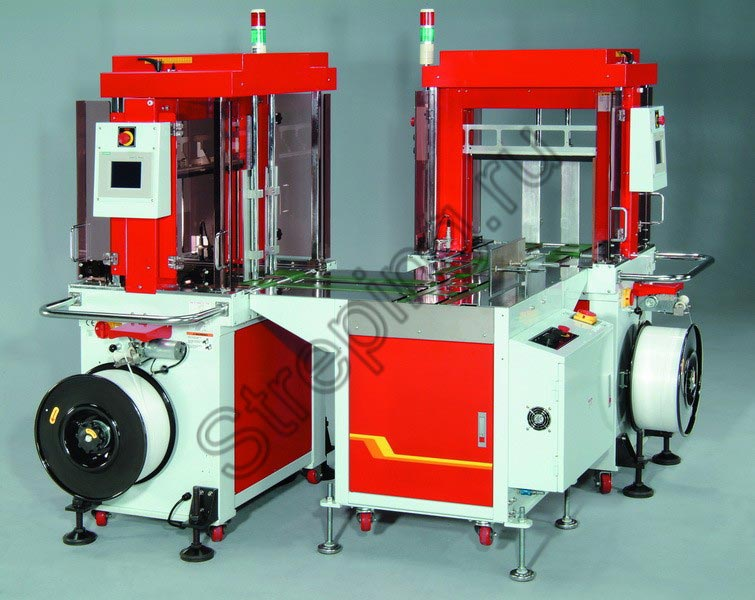 Автоматическая стреппинг машина ТР-701NAD ATLANTIS TRANSIT